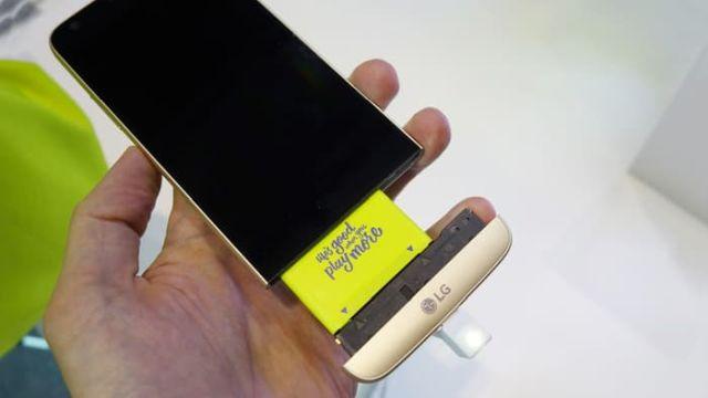 Andai tablet juga ada fitur modular seperti di LG G5.